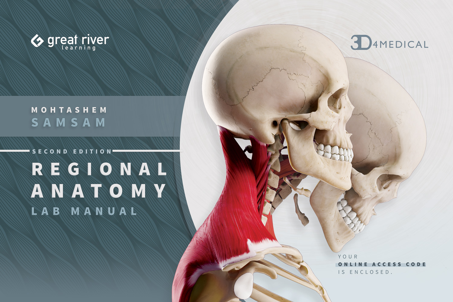 Product Details - Regional Anatomy Lab Manual | Great River Learning